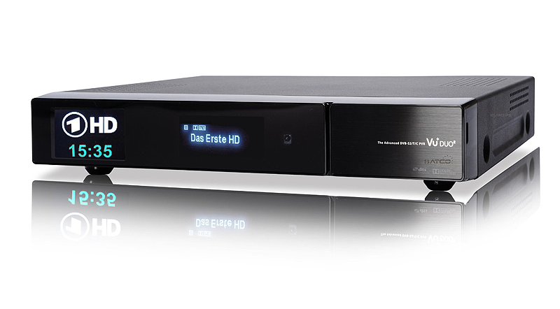 Vu+ Duo Linux Sat-Receiver