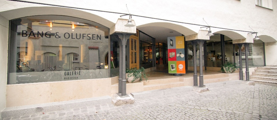 Bang & Olufsen am Haidplatz